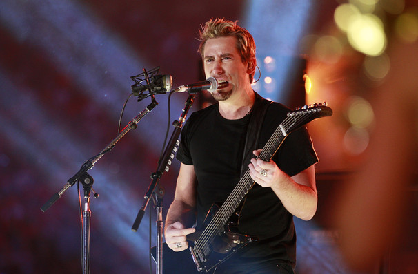 Nickelback, Xcel Energy Center, Saint Paul