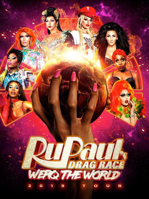 RuPauls Drag Race, Globe Theatre, Los Angeles