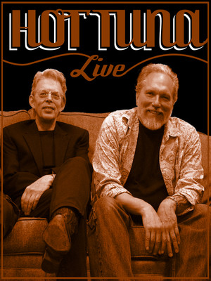 Electric Hot Tuna, Warner Theater, Washington