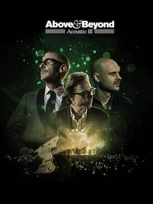 Above And Beyond at Sound Academy