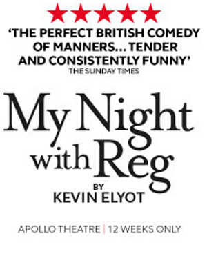 My Night With Reg Poster