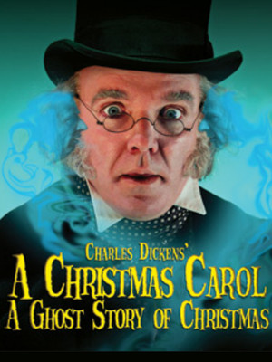 A Christmas Carol, Hubbard Stage Alley Theatre, Houston