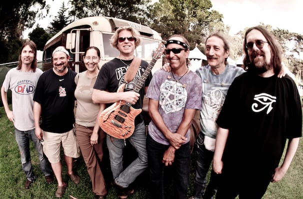 Dark Star Orchestra, Greenfield Lake Amphitheater, Wilmington