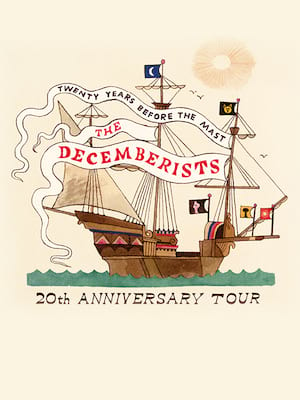 The Decemberists at Charlotte Metro Credit Union Amphitheatre