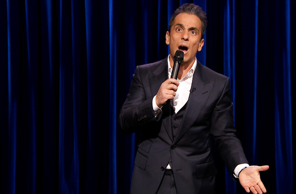 Sebastian Maniscalco, Majestic Theater, Dallas