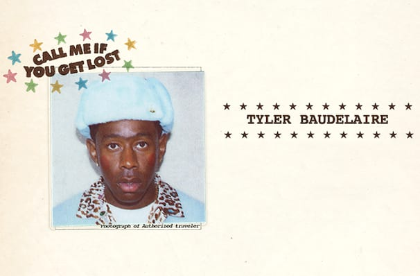 Tyler The Creator - Masonic Temple Theatre, Detroit, MI