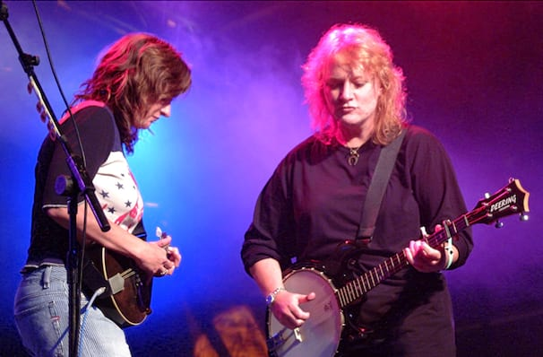 Indigo Girls, Parker Playhouse, Fort Lauderdale