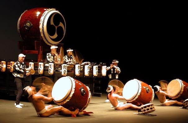Kodo Drummers, Zellerbach Auditorium, San Francisco