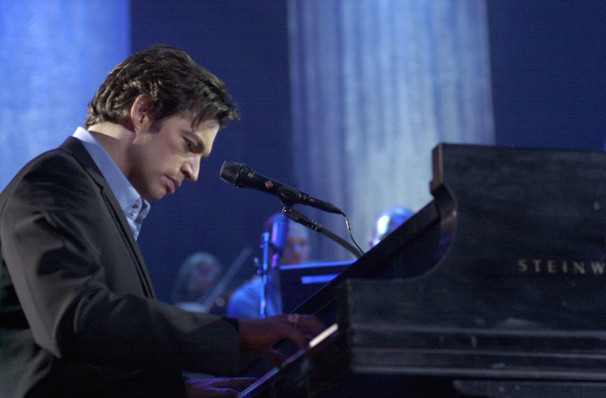 Harry Connick Jr, Uno Lakefront Arena, New Orleans
