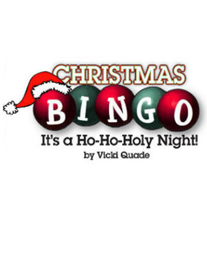 Christmas Bingo: It's a Ho-Ho-Holy Night Poster