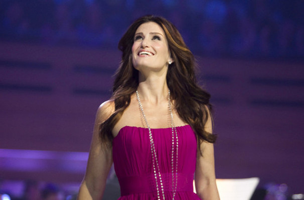 Dates announced for Idina Menzel