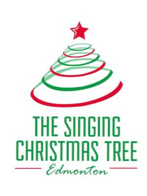The Singing Christmas Tree at Northern Alberta Jubilee Auditorium