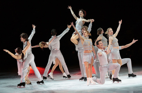 Stars On Ice's one night visit to Worcester