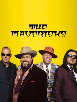 The Mavericks at Lynn Memorial Auditorium