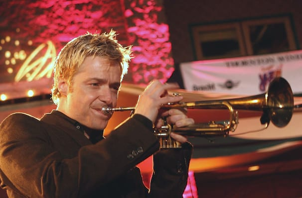 Chris Botti, Burton Cummings Theatre, Winnipeg