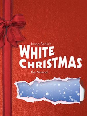 Irving Berlin's White Christmas Poster