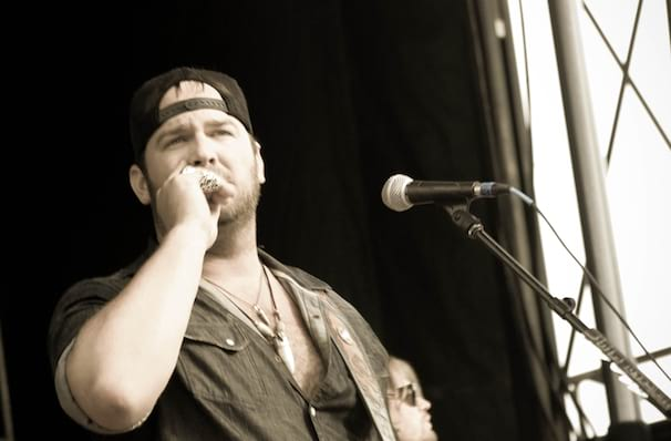 Lee Brice, Paul Paul Theater, Fresno