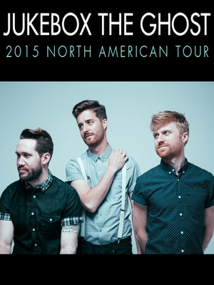 Jukebox the Ghost at Orpheum Theater