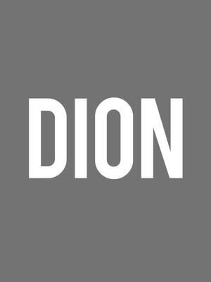 Dion at Bergen Performing Arts Center