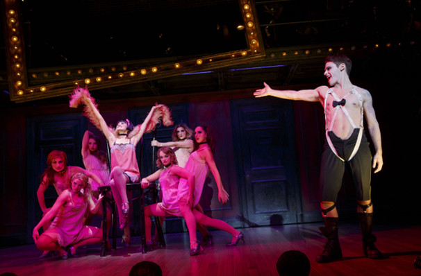 Cabaret, The Playhouse on Rodney Square, Wilmington