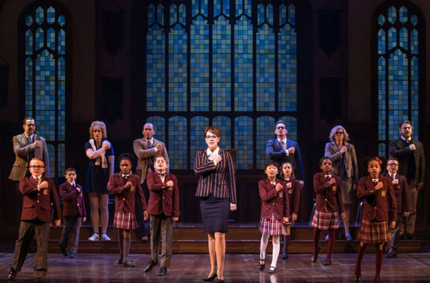 School Of Rock The Musical Winter Garden Theater New York Ny Tickets Information Reviews
