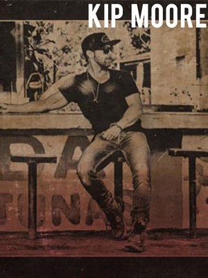 Kip Moore at Martin Wolsdon Theatre at the Fox
