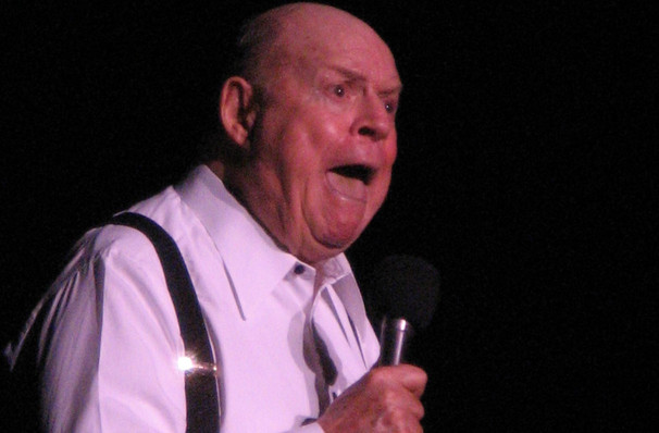 Don Rickles, Grand Sierra Theatre, Reno