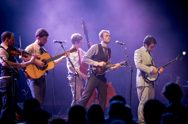 Punch Brothers, Bing Crosby Theater, Spokane