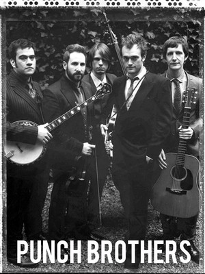 Punch Brothers at Durham Performing Arts Center