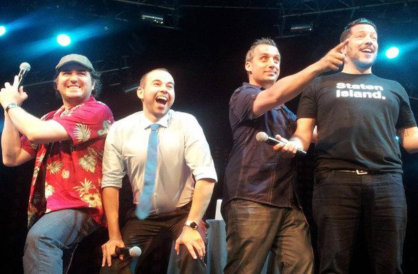 Trutv Impractical Jokers Tour Review