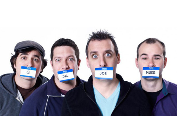Cast Of Impractical Jokers The Tenderloins, Greek Theater, Los Angeles
