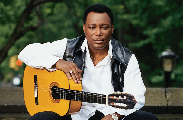 George Benson, Van Wezel Performing Arts Hall, Sarasota