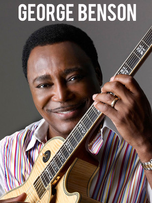 George Benson at Thrasher-Horne Center for the Arts