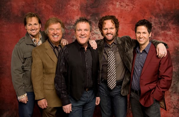 Home Free Vocal Band, Burton Cummings Theatre, Winnipeg