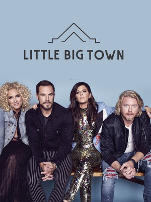 Little Big Town, Paramount Theater, Denver