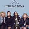Little Big Town, Brandon Amphitheater, Jackson