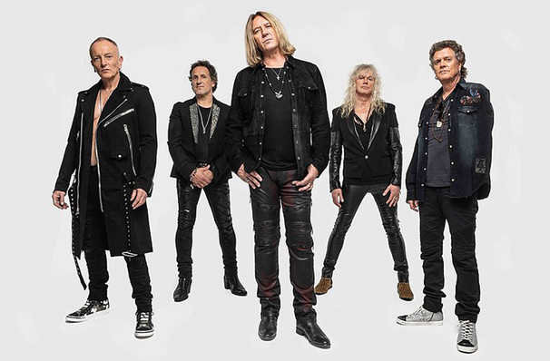 Def Leppard dates for your diary