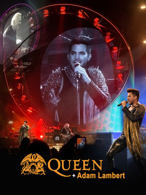 Queen + Adam Lambert at O2 Arena