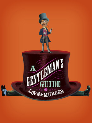 A Gentlemans Guide to Love Murder, Fred Kavli Theatre, Los Angeles