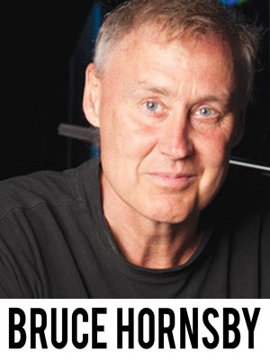 Bruce Hornsby Poster