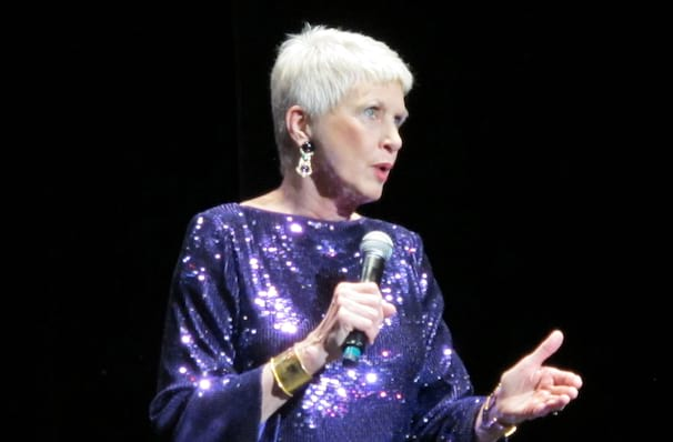 Jeanne Robertson, Peace Concert Hall, Greenville