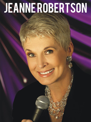 Jeanne Robertson at Saenger Theatre