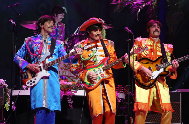 Let It Be A Celebration Of The Music Of The Beatles, Pikes Peak Center, Colorado Springs