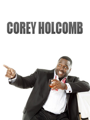 Corey Holcomb at Fox Theatre