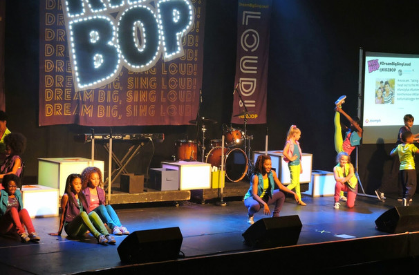 Kidz Bop Kids, Township Auditorium, Columbia