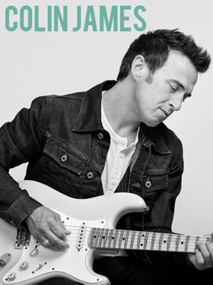 Colin James at Massey Hall