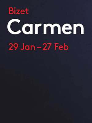 Carmen at London Coliseum