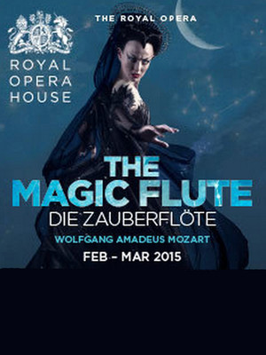 Die Zauberflote - The Magic Flute at Royal Opera House