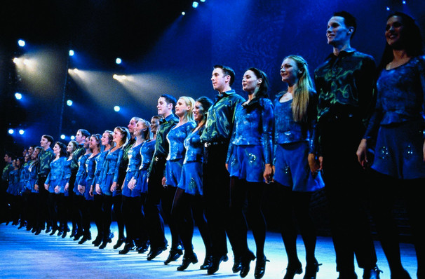 Riverdance, Sarofim Hall, Houston