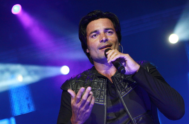 Just one chance to see Chayanne